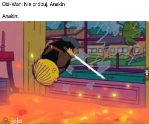 Nie doceniasz mojej mocy