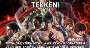 Tekken!