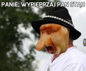 Z Januszem nie ma żartów