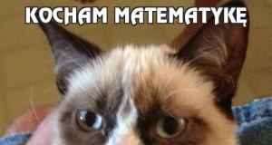 Kocham matematykę