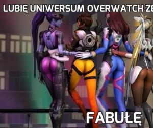 Lubię uniwersum Overwatch ze względu na...