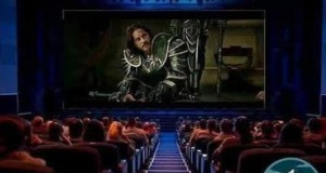 Tymczasem na pokazie filmu Warcraft