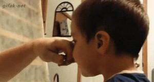 Ha, ukradłem ci nos!