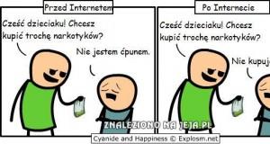Internet wszystko zmienia