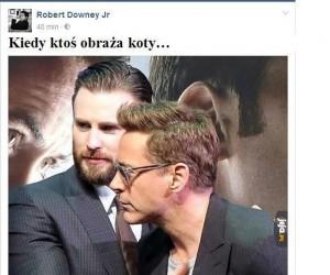 Chris, trzymaj mnie!