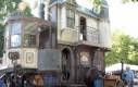 Epicki mobilny domek