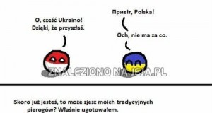 Pierogi dla Ukrainy
