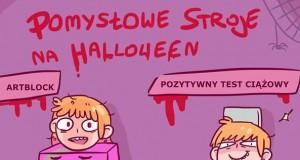 Stroje na Halloween