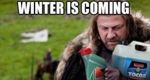 Zima tuż, tuż!
