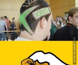 Cóż za fryzura