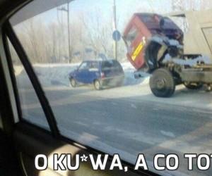 O ku*wa, a co to?