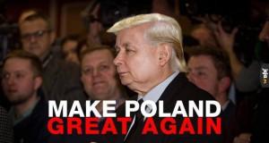 Polski Trump w akcji!