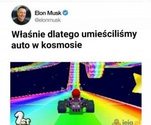 To ja, Elon