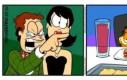 Wersja z Garfieldem
