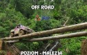 Off road w Malezji