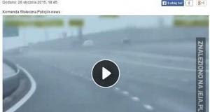 Nowy rekord prędkości w Polsce