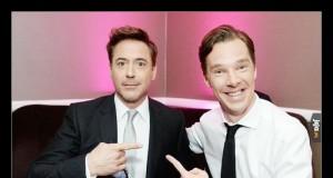 Ten moment, kiedy Iron Man i Doctor Strange