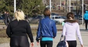 Nie wszystkie kobiety powinny nosić legginsy