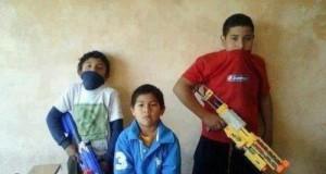 Zabawa w terrorystów