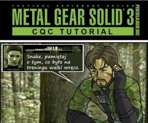 Metal Gear Solid i skrywana trauma