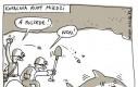 Niebezpieczny rekin