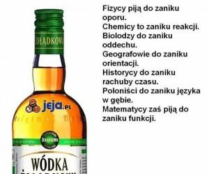 Nauczyciele i alkohol