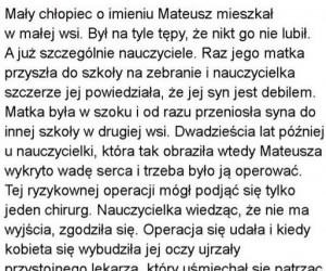Mateuszek