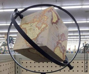 Kanciasty globus