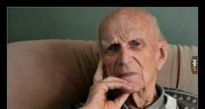 103-letni Roy Hobbs przedłużył swoje życie zdrową dietą i unikaniem mięsa