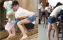 Wow, niezłe nogi