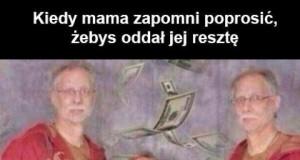 Kiedy mama zapomni
