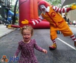 Ja nie chcę do McDonald's