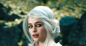 Emilia Clarke (Daenerys) jako Ciri