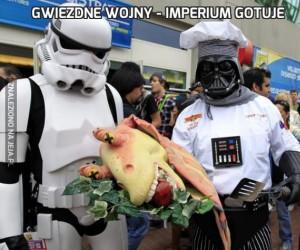 Gwiezdne Wojny - Imperium gotuje