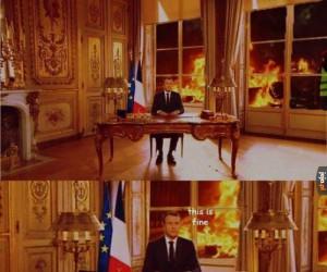 Aktualny stan Francji