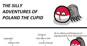 Przygody polskiego kupidyna