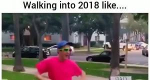 A jak Ty zacząłeś 2018 rok?
