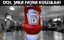 Ketchup to dupek!