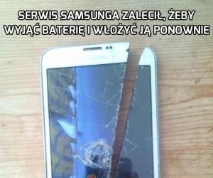 Pomocy, mój telefon nie działa!