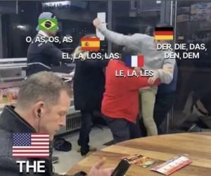 USA zawsze na łatwiznę