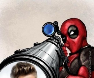Mówiłem już, że uwielbiam Deadpoola?