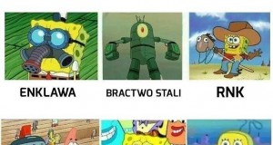 Frakcje z Fallouta