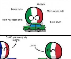 Europejskie auta