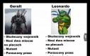 Geralt vs Leonadro