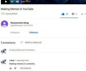 Wyższy poziom mema