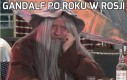 Gandalf po roku w Rosji