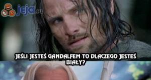 Mój Boże, Aragorn, nie możesz