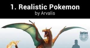 Własne interpretacje Pokemonów