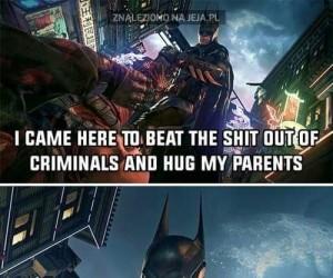 Przyszedłem przytulić rodziców i...