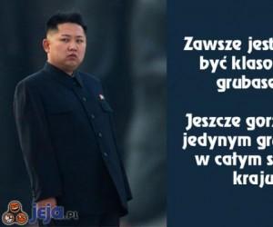 Sekret frustracji Kima